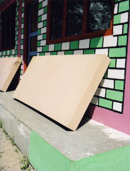 Pop Mattress, 2014, 57 X 76 cm, Edition of 3 + 2AP - © Vincent Delbrouck