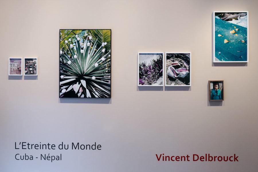 L'Etreinte du Monde, Espace Photographique du Leica Store, Paris, 2018 © photo: Sandrine Calard - © Vincent Delbrouck
