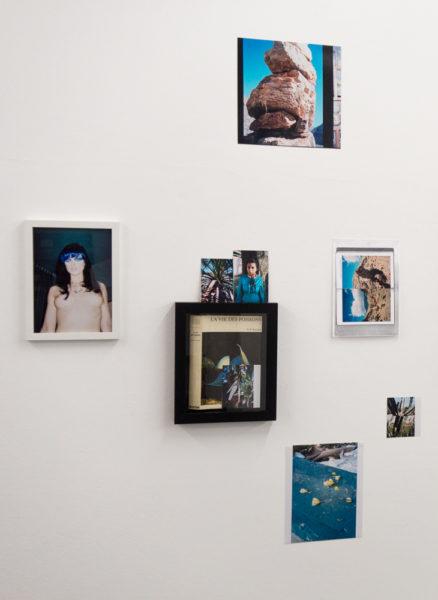 Collage I – Methode, Fotogalerie, Vienna, 2017 - © Vincent Delbrouck